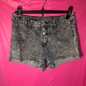 Almost Famous mini shorts